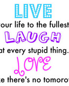 live laugh love wallpaper 1