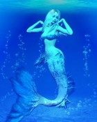 Mermaid wallpaper 1