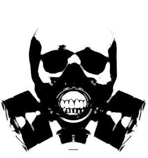 Free skull-gas-mask-bones.jpg phone wallpaper by gizmo23