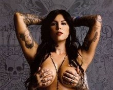 Free kat-von-d-naked.jpg phone wallpaper by crio559