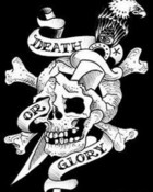ed hardy death or glory