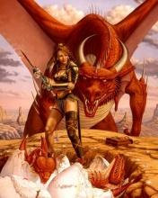 Free Dragon Slayer phone wallpaper by ispy1959