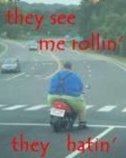 Rollin hater