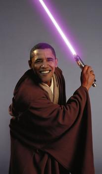 Free Barack obama Jedi knight  phone wallpaper by spiderwick49