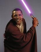 Barack obama Jedi knight