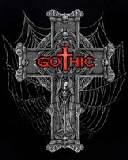 Free Gothic Cross.jpg phone wallpaper by zestyred
