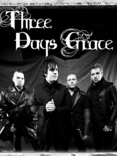 Free three days grace phone wallpaper by darkeyed