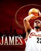 LeBron James - KING red.jpg