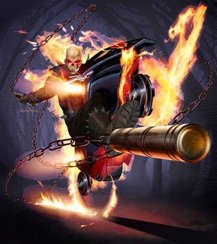 Free Ghost-Rider-movie-harley.jpg phone wallpaper by credulous2confute
