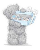 Tatty Teddy Box Of Chocolates