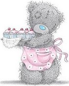 Tatty Teddy Cooking