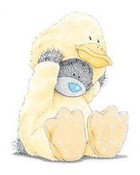 Tatty Teddy Dressed As Chick wallpaper 1
