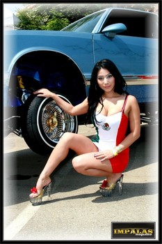 Free lowrider mexican model phone wallpaper by thejojo
