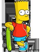 Bart  wallpaper 1