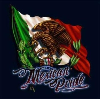 Free mexican pride phone wallpaper by thejojo