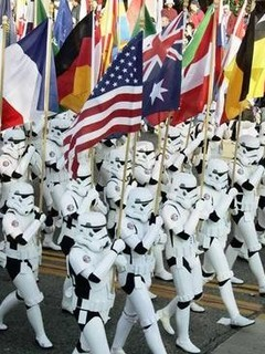 Free Storm trooper march phone wallpaper by scott382