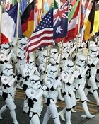Storm trooper march