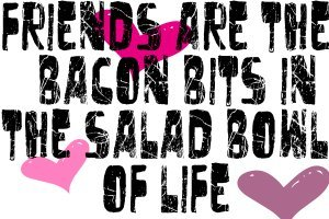 Free bacon bits.jpg phone wallpaper by babygurl24799