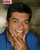 george lopez is cute