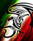 mexico flag wallpaper 1