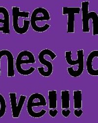 hate the ones you love wallpaper 1