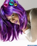 shinypurple hair.jpg wallpaper 1