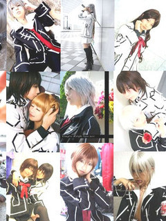 Free Vampire Knight Cosplay2 phone wallpaper by damnitnanet