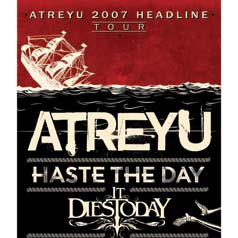 Free Atreyu,Haste The Day And It Dies Today phone wallpaper by andrewneufeld5519