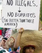 no illegals no burritos.lol