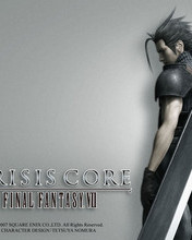 Free Zack-Crisis Core phone wallpaper by mrvalentine