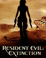Free Resident Evil Extinction Poster phone wallpaper by chelcee7