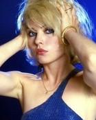 Blondie In Blue