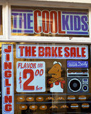Free The Cool Kids: The Bake Sale Window phone wallpaper by iamgentry