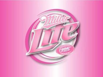 Free Pink Miller Lite phone wallpaper by shortbrit22