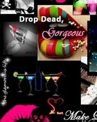 drop dead gorgeous wallpaper 1
