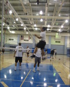 volleyball wallpaper 1