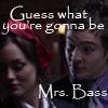 Free Mrs.Bass phone wallpaper by bustedmusicprincess