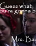 Mrs.Bass wallpaper 1