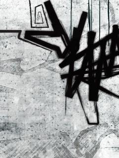 Free Street Art Scribblez phone wallpaper by 0irwing0