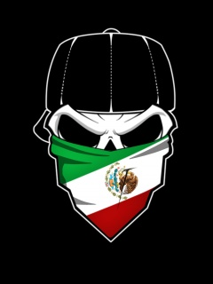 Free Mexico Gangsta phone wallpaper by 0irwing0