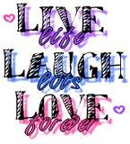 Free live.laugh.love phone wallpaper by irockhisworld