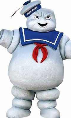 Free Stay puft marshmellowman phone wallpaper by dquintana