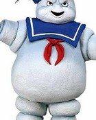 Stay puft marshmellowman