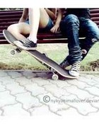 skate couple wallpaper 1