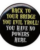 Evil Troll wallpaper 1