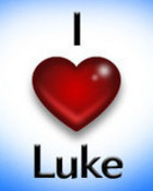 i love luke wallpaper 1