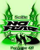 sobe No Fear Logo