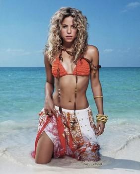 Free Shakira phone wallpaper by balde30