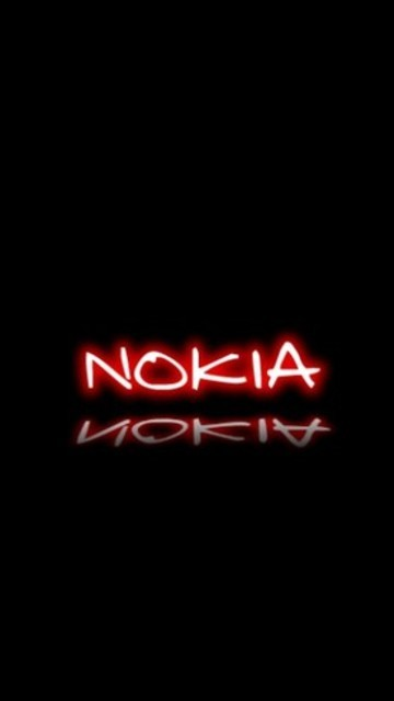 Free NOKIA (Black & Red) phone wallpaper by paqueretozen02