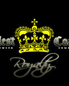 West Coast Royalty Clothing Company Logo